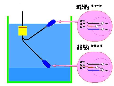 仪表控制电缆剖面结构