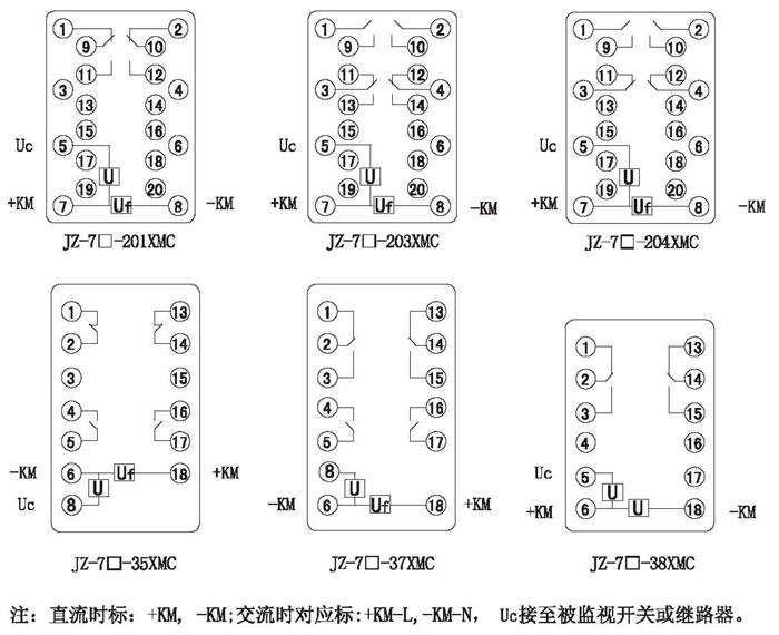 6 继电器外形尺寸和开了尺寸见附录图 JZ-7-2、JZS-7/2 CJ-1外壳 见附录1.图3 JZ-7-3、JZS-7/3 JK-1外壳 见附录1.图2 7 订货须知 订货时须注明继电器型号规格、结构形式代号、板前或板后接线方式、数量及其它要求。 -->