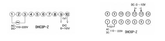 dhc3p-z变频器专用转速表