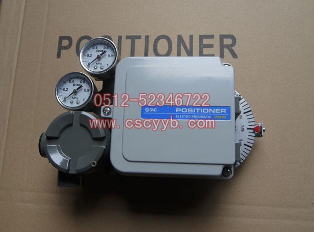 IP8100阀门定位器