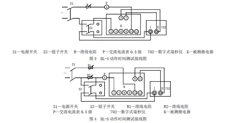 DL-4、DL-5系列低定值电流继电器 DL-5电流继电器 DL-4电流继电器 DL-4、DL-5系列低定值电流继电器 1 用途 DL-4、5型低定值电流继电器(以下简称继电器)在继电器需要大的灵敏度,即继电器的长期允许电流为动作电流高倍数的情况下作为二次继电器用于保护回路中。 其中DL-4型为过电流继电器,DL-5型为欠电流继电器。 2 结构与工作原理 继电器采用JK-32K、H、Q壳体,其外形尺寸、背后端子及安装开孔图见附录3,背后端子接线图见图1。