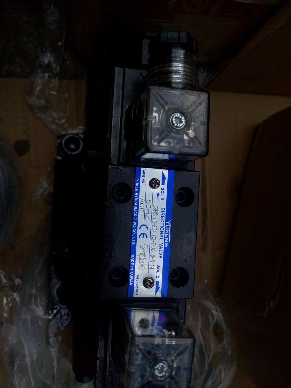 外形轻巧电磁阀响应时间可以短至几个毫秒,即使是先导式电磁阀也可以图片