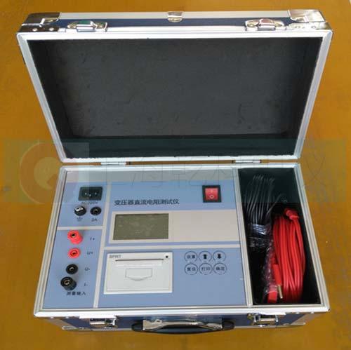 便携式感性负载直流电阻测试仪