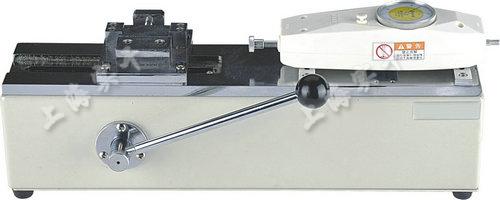 端子拉力测试仪图片 (配SGNK指针推拉力计实验图)