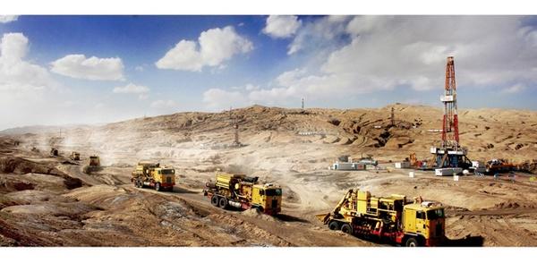 青海油田生产数据采集进入4g时代