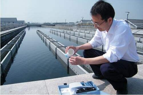 二次供水24小时在线监测 水质异常随时预警