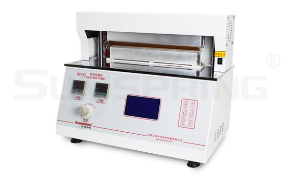 多层共挤塑料输液袋热封试验仪RFY-03