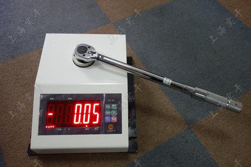 扭矩扳手校验器/校验各种力矩扳手的测量仪