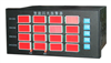YK-700A-16-K16路发光块闪光报警仪 AC220V供电  RS485通讯接口 Modbus-RTU