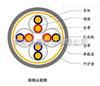 IAYP3PV-2本安控制电缆 中国电缆10强企业制造